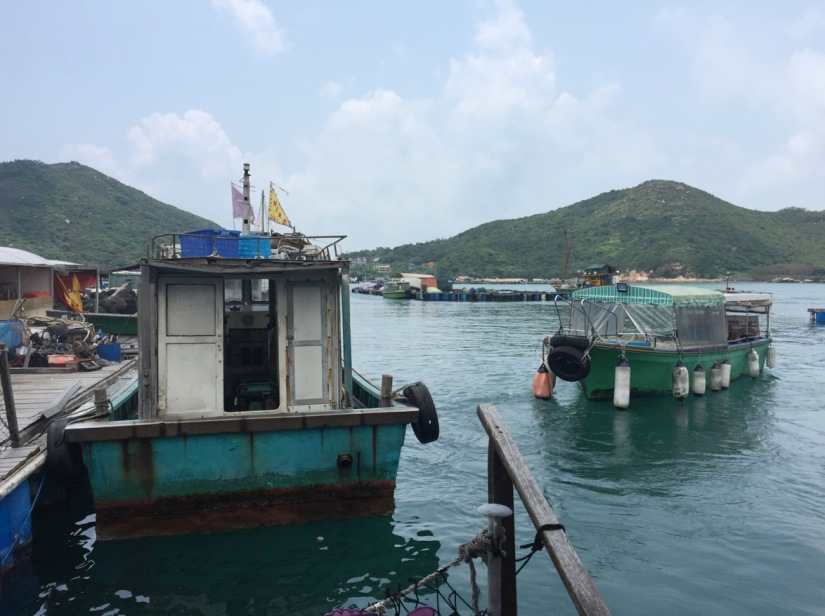 Lamma Fisherfolk's Village Hong Kong May 2016-1
