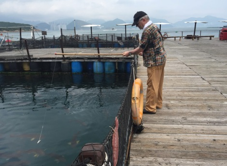 Lamma Fisherfolk's Village Hong Kong May 2016-14