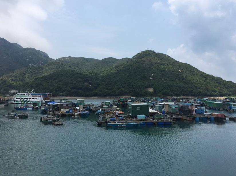 Lamma Island Hong Kong May 2016