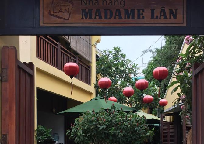 Madame Lan Restaurant Danang 1
