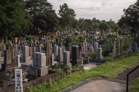 Tokyo Aoyama Cemetery 2015-1