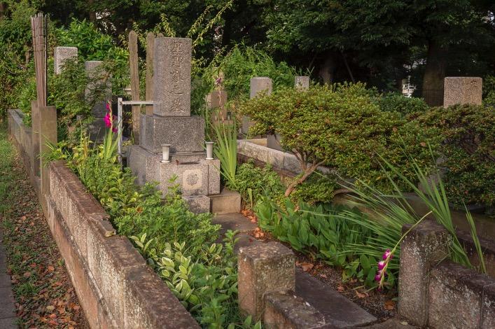 Tokyo Aoyama Cemetery 2015-3