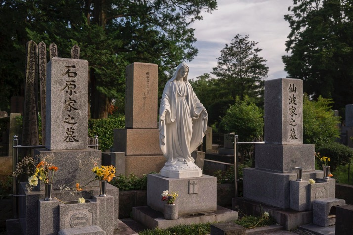 Tokyo Aoyama Cemetery 2015-5