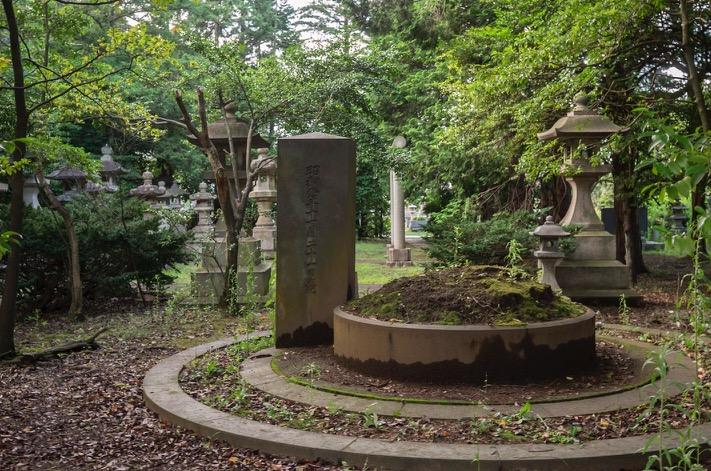 Tokyo Aoyama Cemetery 2015-7