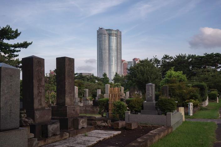 Tokyo Aoyama Cemetery 2015-9