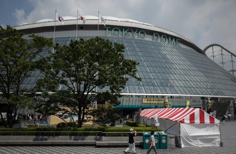 Tokyo Dome 2015-1