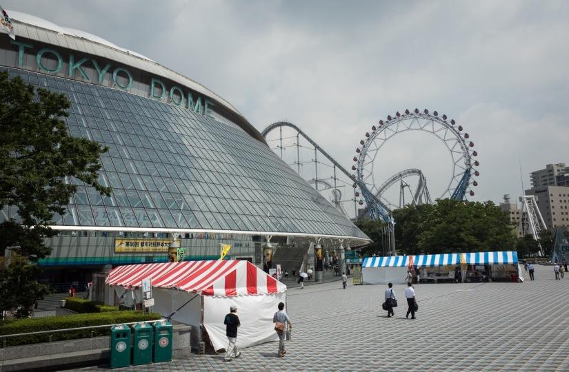 Tokyo Dome 2015-2