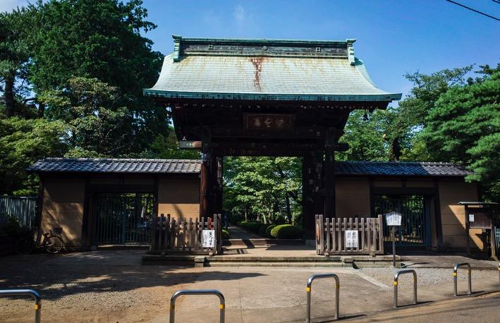 Tokyo Gotokuji 2015-6