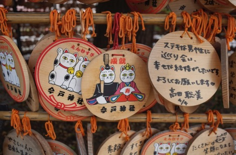Tokyo Imado Jinja Shrine Oct 2015-16