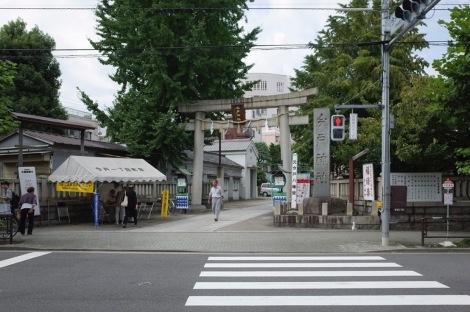 Tokyo Imado Jinja Shrine Oct 2015-3