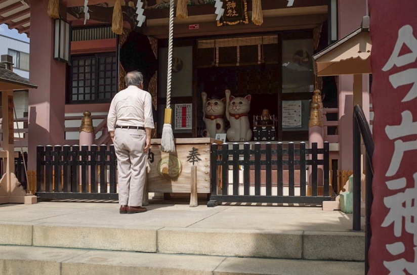 Tokyo Imado Jinja Shrine Oct 2015-6