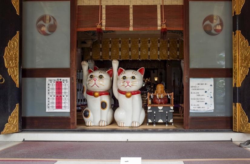Tokyo Imado Jinja Shrine Oct 2015-7