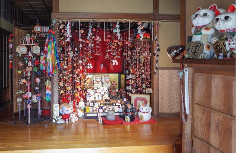 Tokyo Imado Jinja Shrine Oct 2015-8
