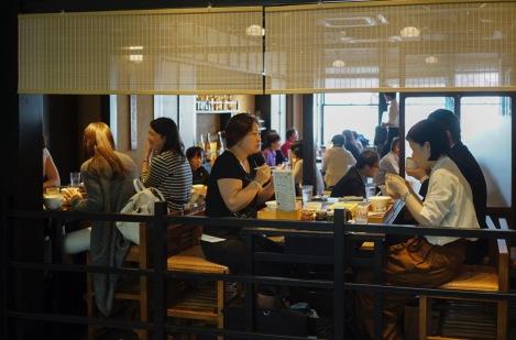 Tokyo Kitte restaurant May 2016-2