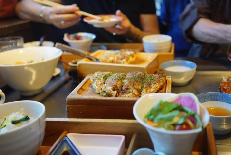 Tokyo Kitte restaurant May 2016-3