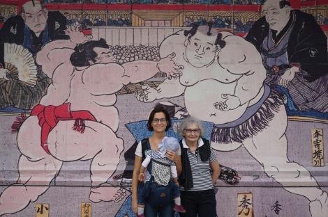 Tokyo Ryogoku Kokugikan Sumo Tournament May 2016-4