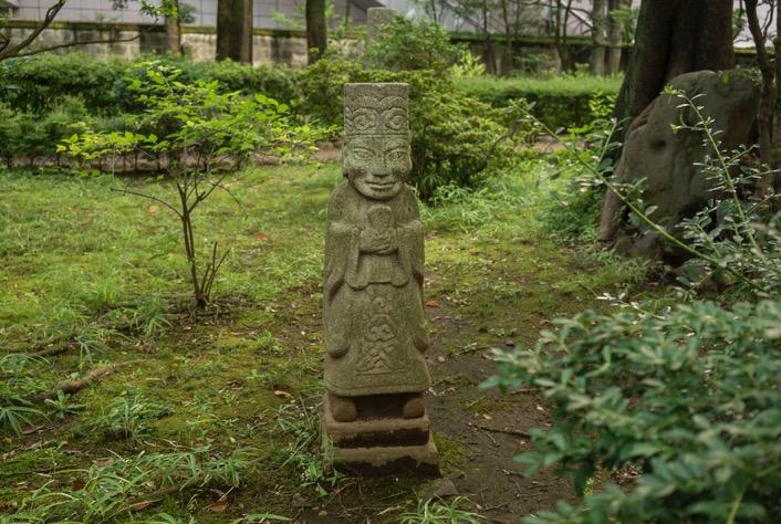 Tokyo Takahashi Korekiyo Memorial Park 2015-1