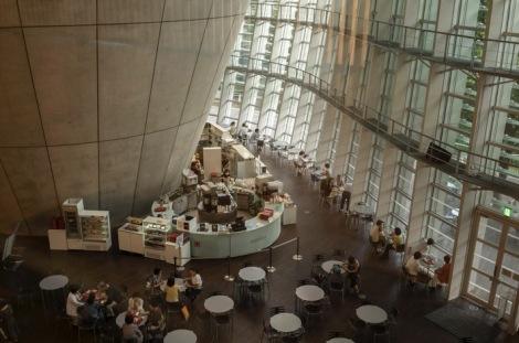 Tokyo The National Art Centre 2015-3