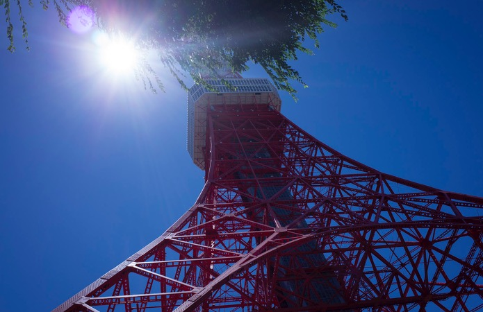 Tokyo Tower 2015-1