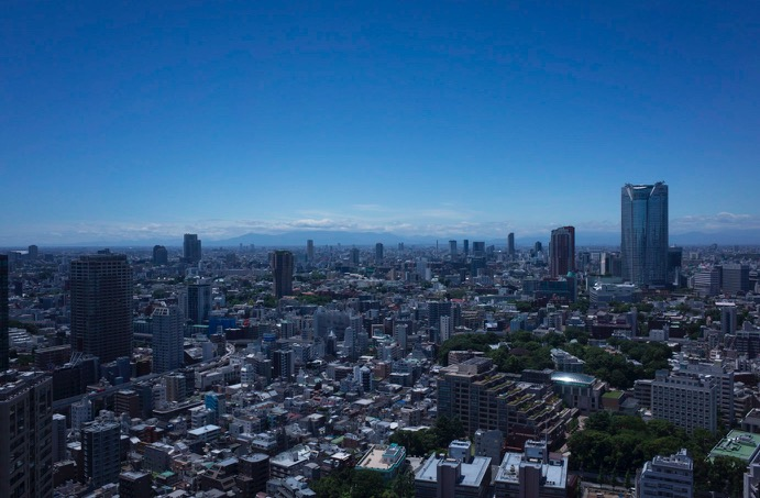 Tokyo Tower 2015-3