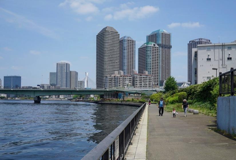 Tokyo Tsukishima 4 May 2016