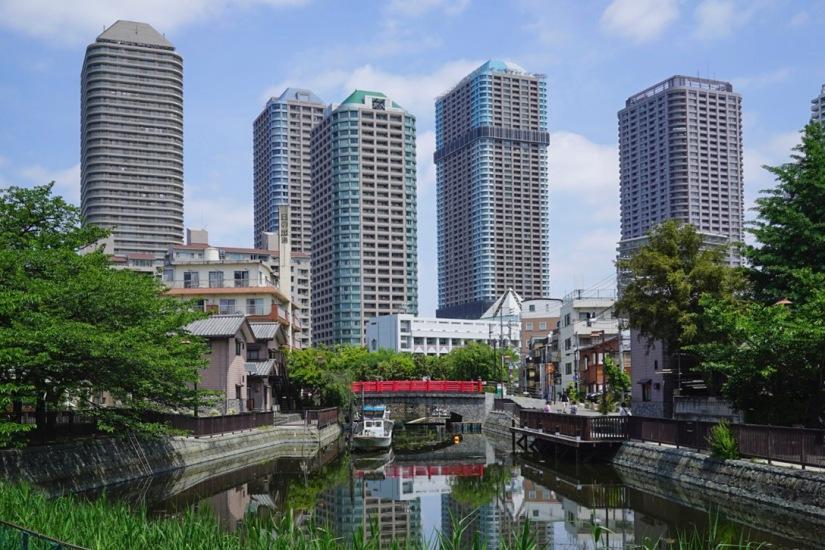 Tokyo Tsukishima 6 May 2016