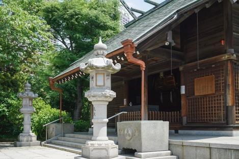 Tokyo Tsukishima 7 May 2016 Sumiyoshi Shrine