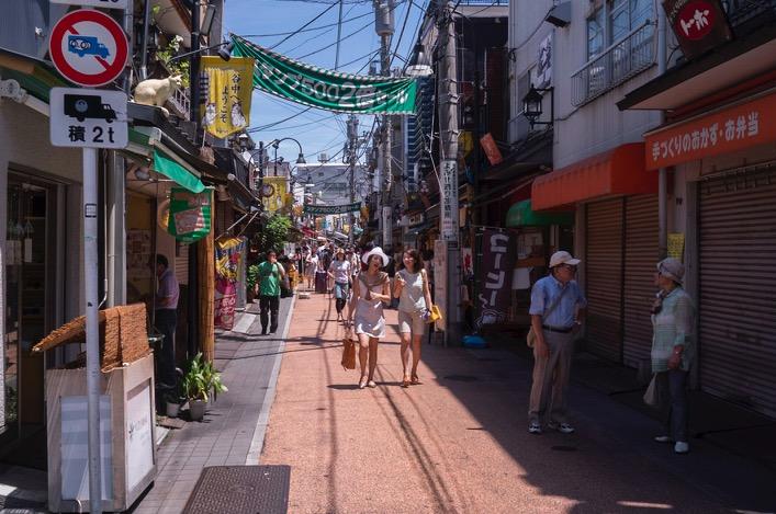 Tokyo Yanaka 2015-12
