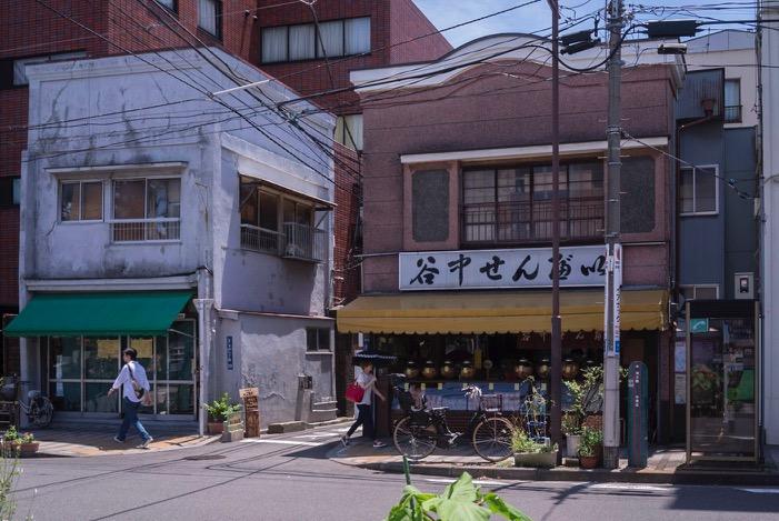 Tokyo Yanaka 2015-2