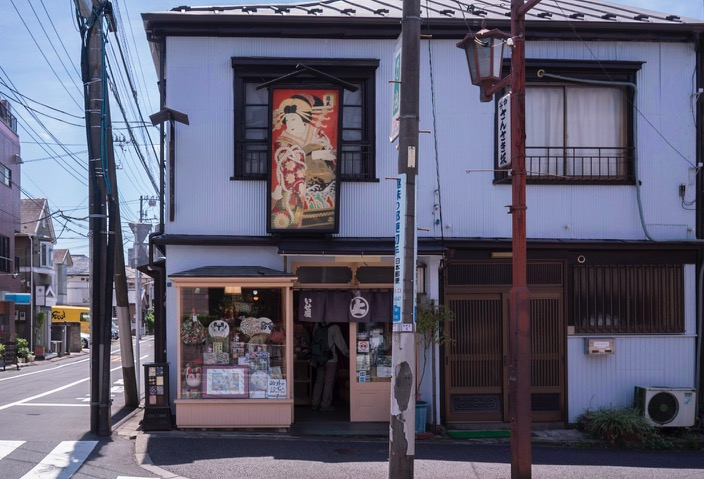 Tokyo Yanaka 2015-3