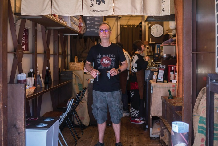 Tokyo Yanaka Coffee 2015-1