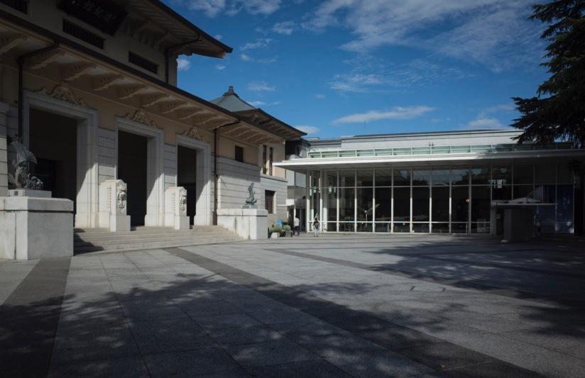 Tokyo Yasukuni Jinja Shinto Shrine Sep 2015-7 Museum