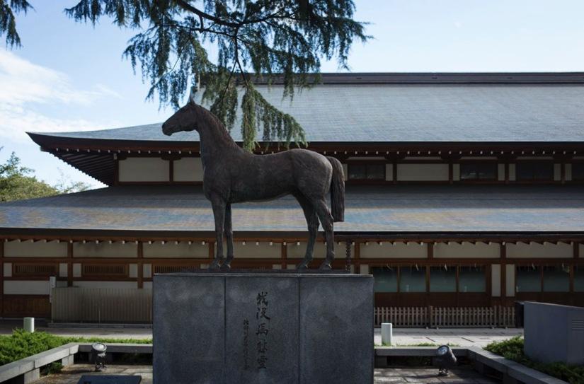 Tokyo Yasukuni Jinja Shinto Shrine Sep 2015-8 Museum