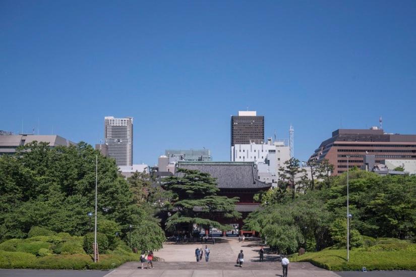 Tokyo Zojoji Temple May 2016-3