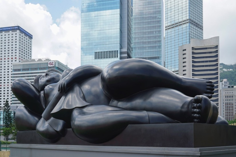 Botero exhibition in Hong Kong July 2016-10