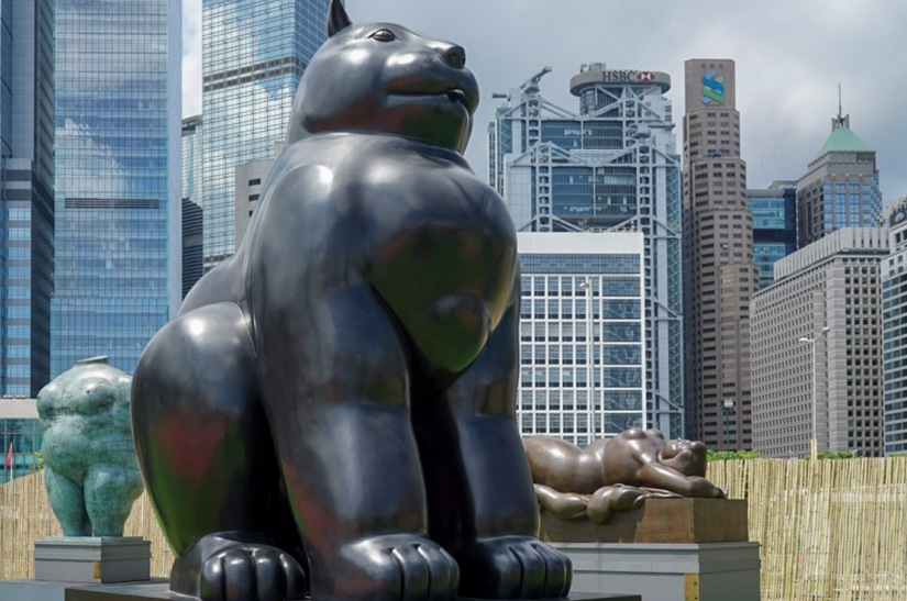 Botero exhibition in Hong Kong July 2016-11