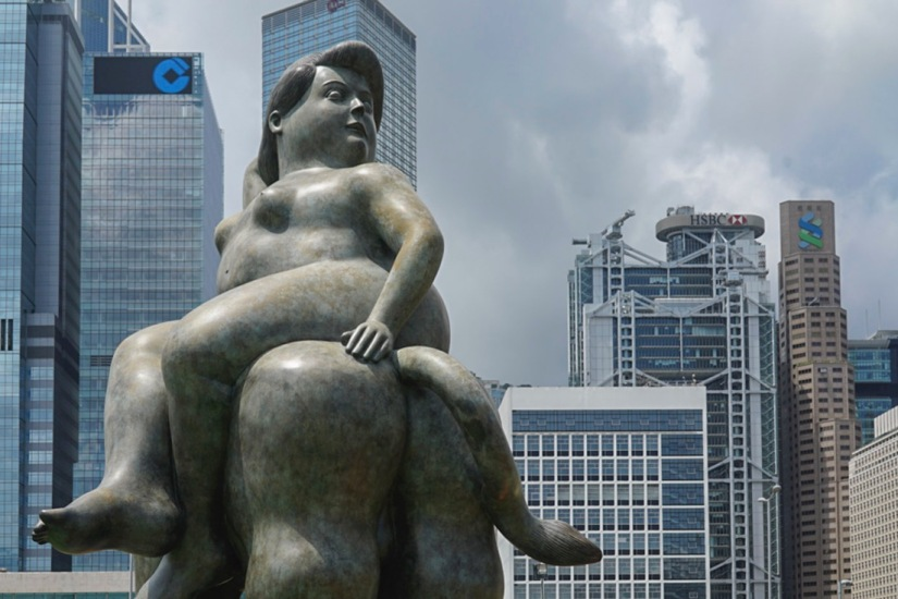 Botero exhibition in Hong Kong July 2016-12