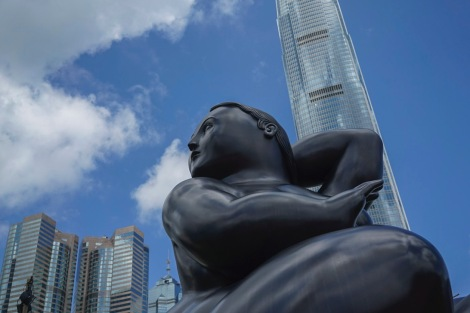 Botero exhibition in Hong Kong July 2016-4