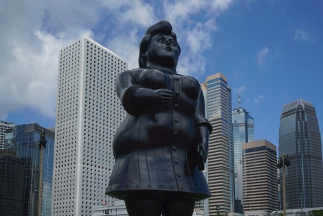 Botero exhibition in Hong Kong July 2016-5