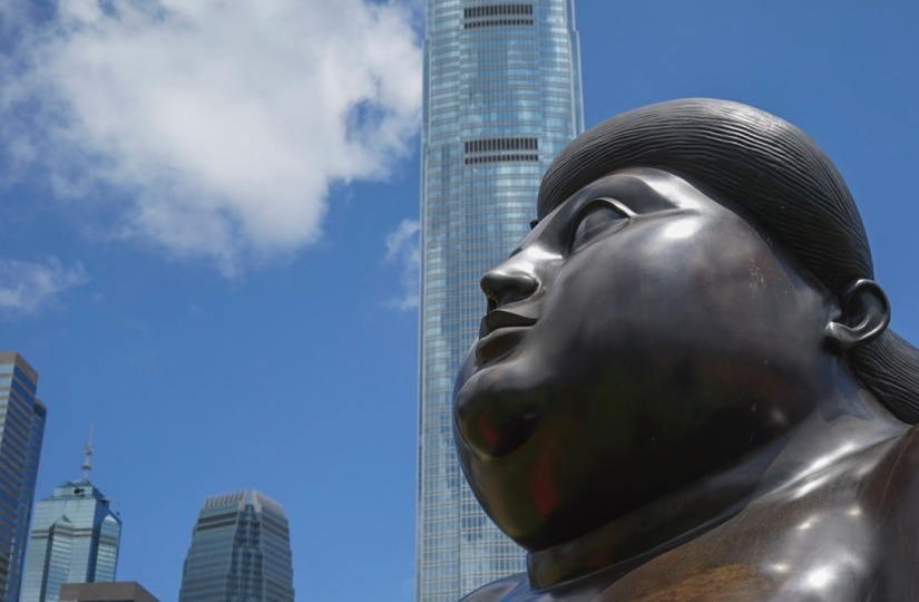 Botero exhibition in Hong Kong July 2016-6