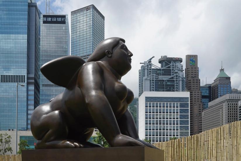 Botero exhibition in Hong Kong July 2016-9