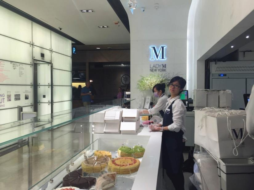Lady M IFC Hong Kong June 2016-1