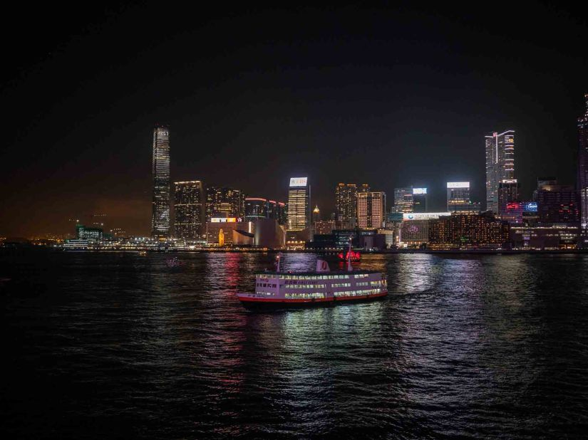 6 - Wan Chai Ferry Pier May 2018