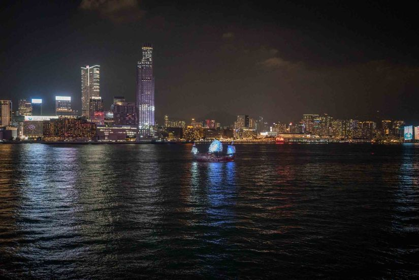 7 - Wan Chai Ferry Pier May 2018